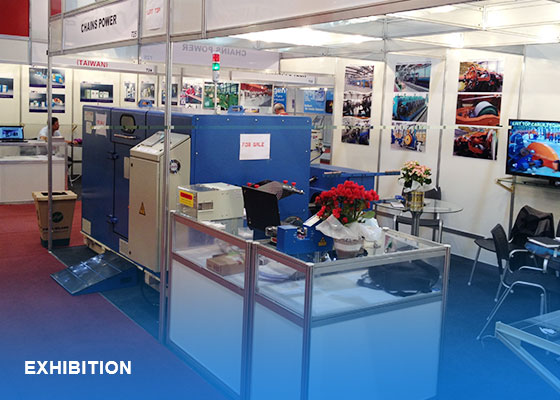 LINT TOP at 2015 wire South America Exhibition
